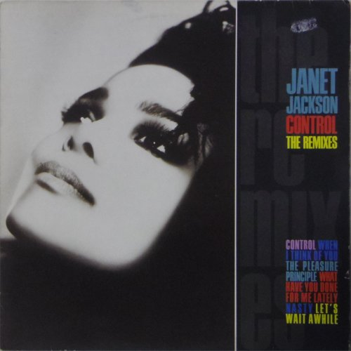 Janet Jackson<br>Control -The Remixes<br>LP