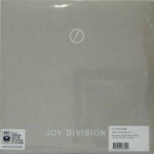 Joy Division<br>Still<br>(New 180 gram re-issue)<br>Double LP
