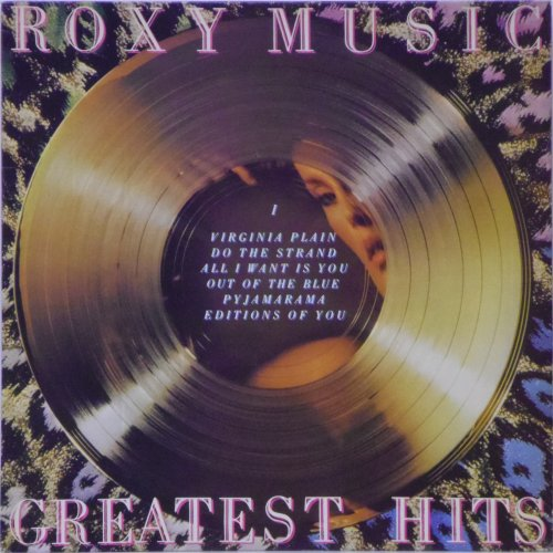 Roxy Music<br>Greatest Hits<br>LP