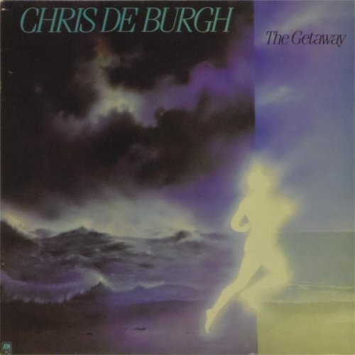 Chris De Burgh<br>The Getaway<br>LP