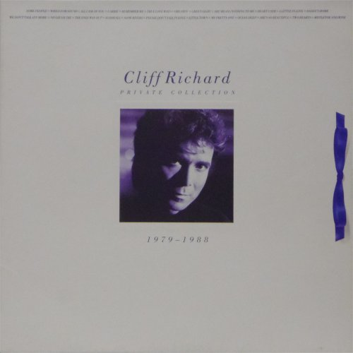 Cliff Richard<br>Private Collection<br>Double LP