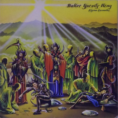 Baker Gurvitz Army<br>Elysian Encounter<br>LP