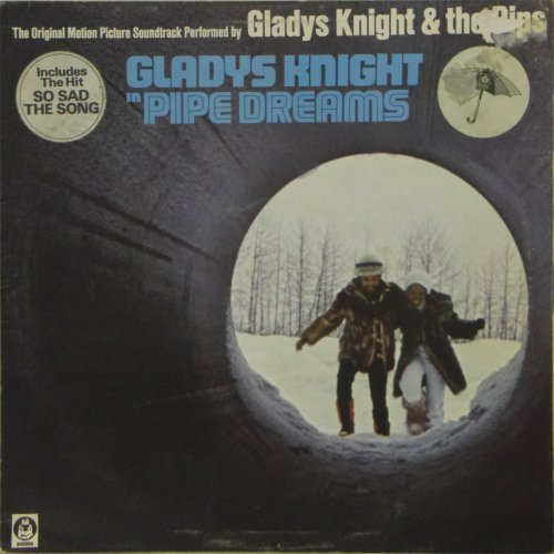 Gladys Knight & The Pips<br>Pipe Dreams OST<br>LP