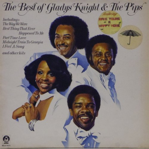 Gladys Knight & The Pips<br>The Best of<br>LP