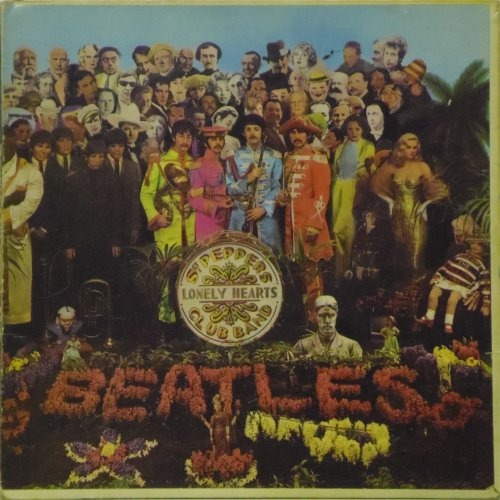 The Beatles<br>Sgt. Pepper's Lonely Hearts Club Band<br>LP (US Mono)
