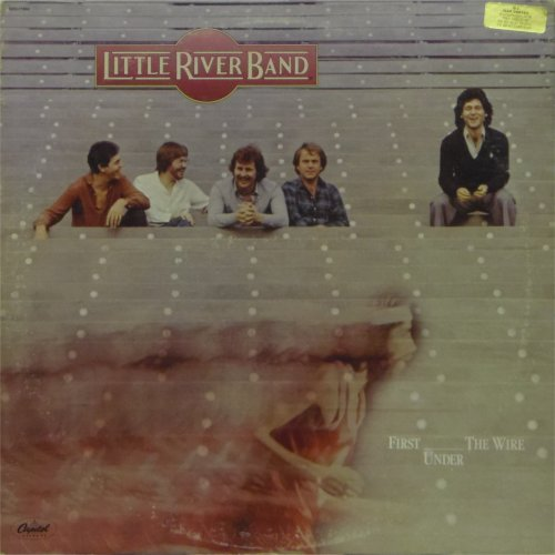 Little River Band<br>First Under The Wire<br>LP