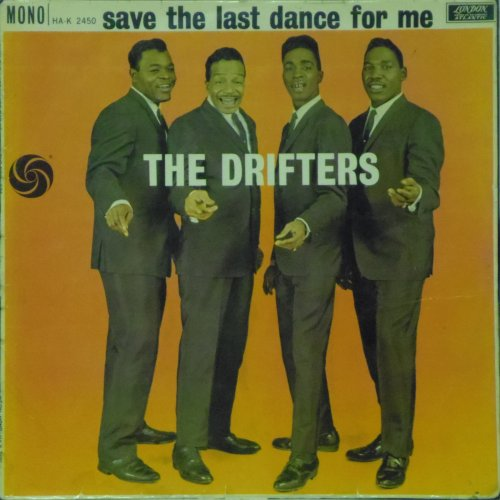 The Drifters<br>Save The Last Dance For Me<br>LP