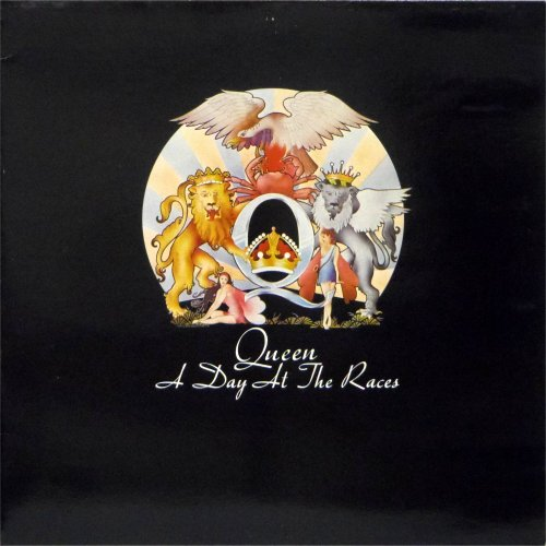 Queen<br>A Day at the Races<br>LP