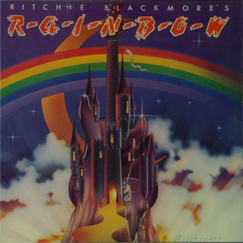 Rainbow<br>Richie Blackmore's Rainbow<br>LP
