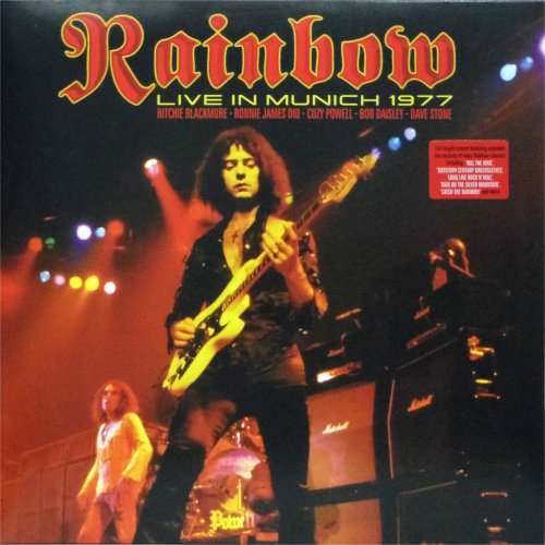 Rainbow<br>On Stage<br>Double LP