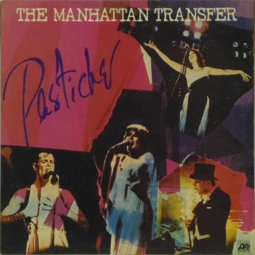 The Manhattan Transfer<br>Pastiche<br>LP