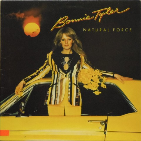 Bonnie Tyler<br>Natural Force<br>LP