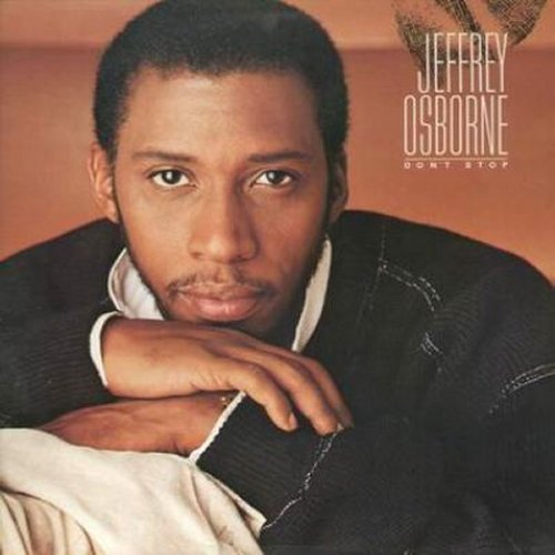 Jeffrey Osborne<br>Don't Stop<br>LP