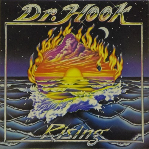 Dr Hook<br>Rising<br>LP
