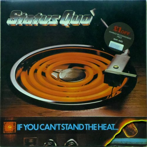 Status Quo<br>If You Can't Stand The Heat<br>LP