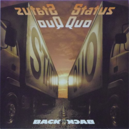 Status Quo<br>Back To Back<br>LP