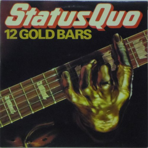 Status Quo<br>12 Gold Bars<br>LP