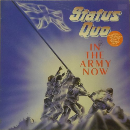 Status Quo<br>In The Army Now<br>LP