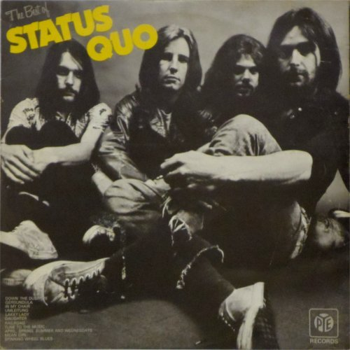 Status Quo<br>The Best of Status Quo<br>LP
