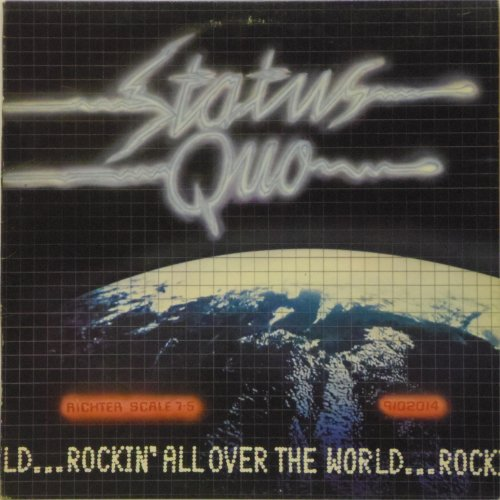 Status Quo<br>Rockin' All Over The World<br>LP
