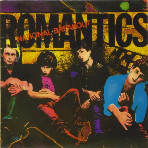 The Romantics<br>National Breakout<br>LP