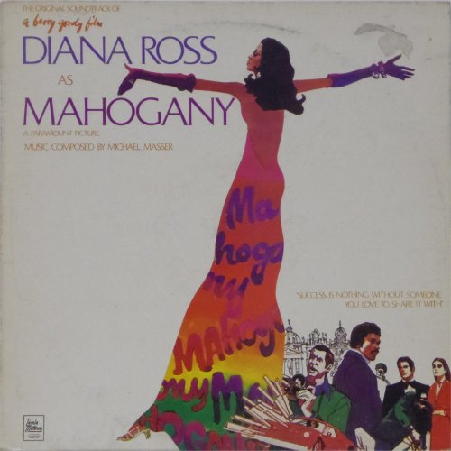 Original Soundtrack<br>Mahogany<br>LP