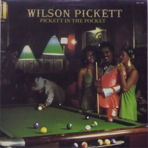 Wilson Pickett<br>Pickett In The Pocket<br>LP