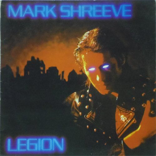 Mark Shreeve<br>Legion<br>LP
