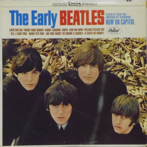 The Beatles<br>The Early Beatles<br>LP