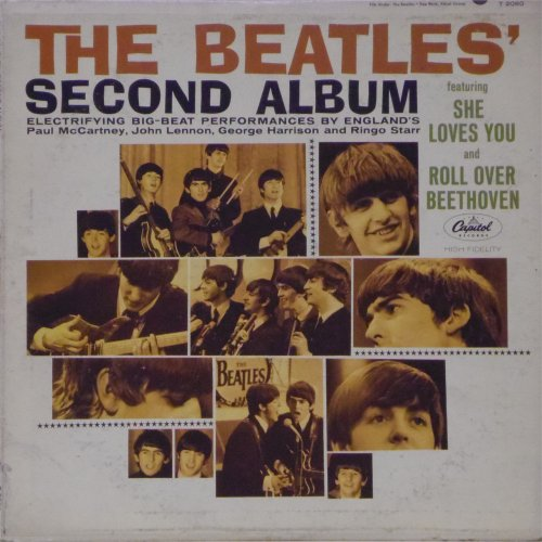 The Beatles<br>Second Album<br>LP