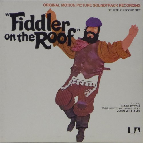 Original Soundtrack<br>Fiddler on The Roof<br>Double LP