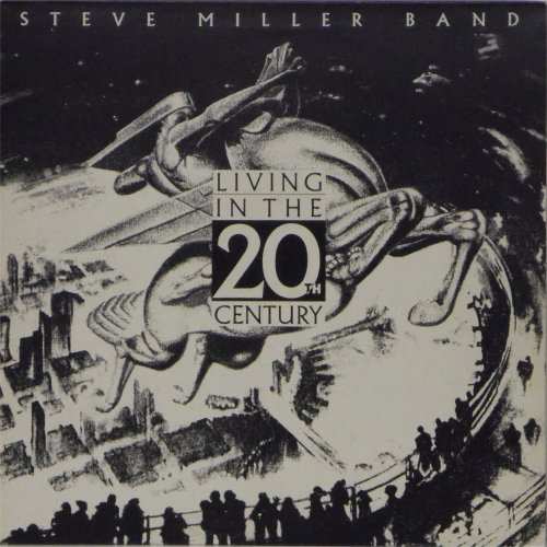 Steve Miller Band<br>Living In The 20th Century<br>LP