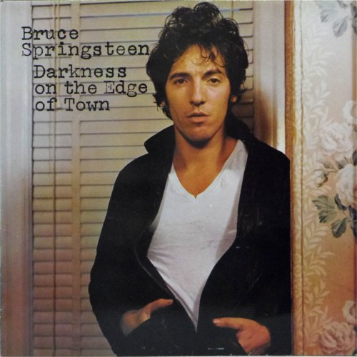 Bruce Springsteen<br>Darkness on the Edge of Town<br>LP
