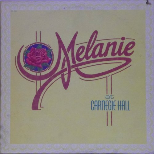 Melanie<br>At Carnegie Hall<br>Double LP