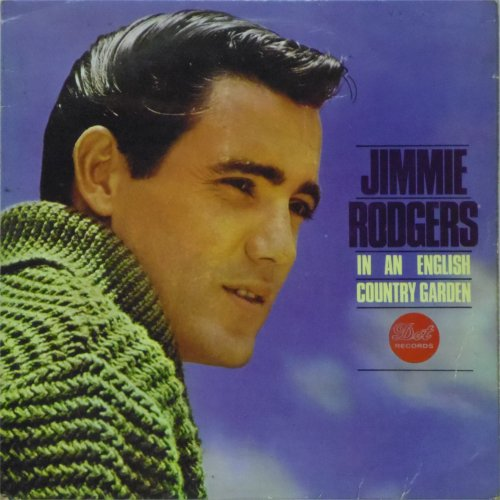 Jimmie Rodgers<br>In An English Country Garden<br>LP