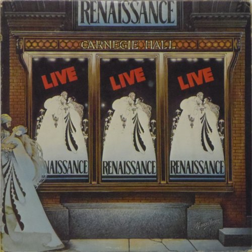 Renaissance<br>Live at Carnegie Hall<br>Double LP