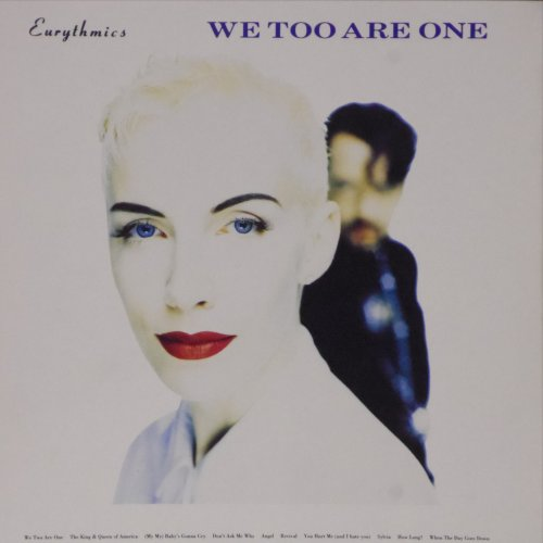 Eurythmics<BR>We Too Are One<br>LP