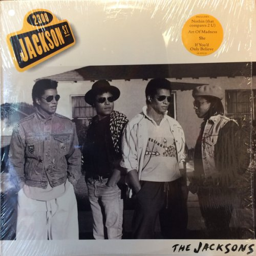 The Jacksons<br>2300 Jackson Street<br>LP