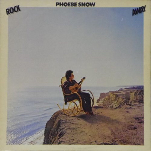 Phoebe Snow<br>Rock Away<br>LP