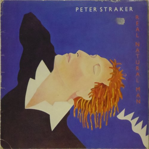 Peter Straker<br>Real Natural Man<br>LP