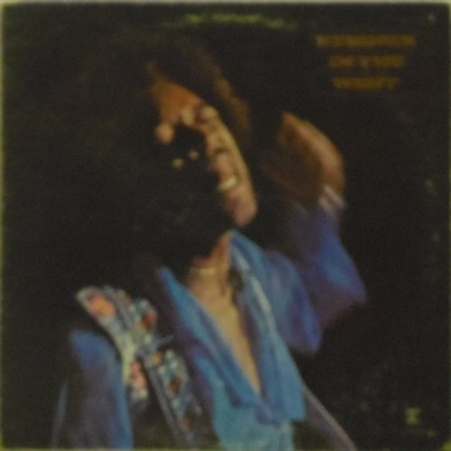 Jimi Hendrix<br>Hendrix In The West<br>LP