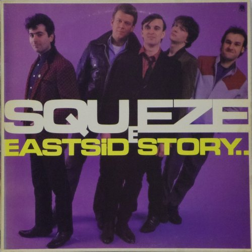 Squeeze<br>East Side Story<br>LP