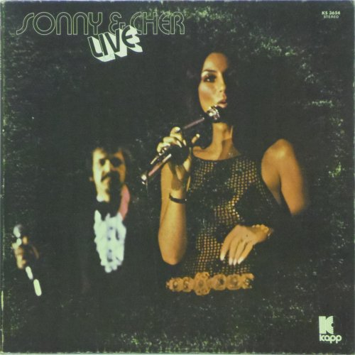 Sonny and Cher<br>Sonny and Cher Live<br>LP