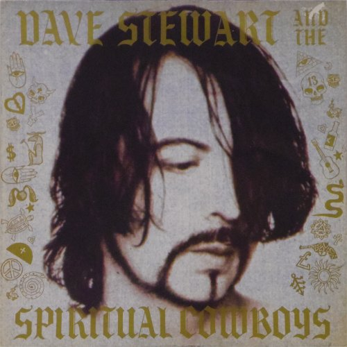 Dave Stewart<br>And The Spiritual Cowboys<br>LP