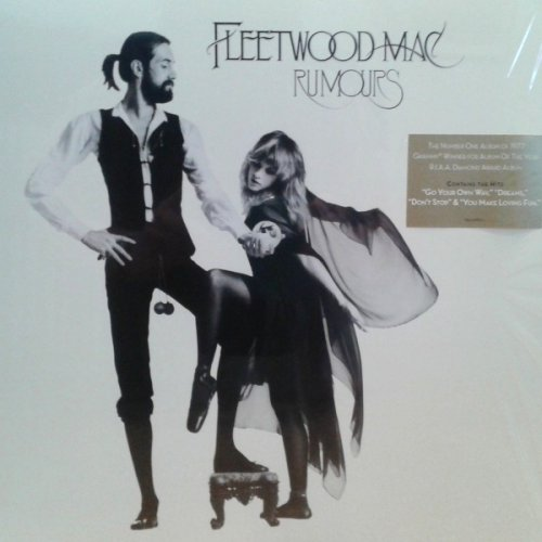 Fleetwood Mac<br>Rumours<br>(New re-issue)<br>LP