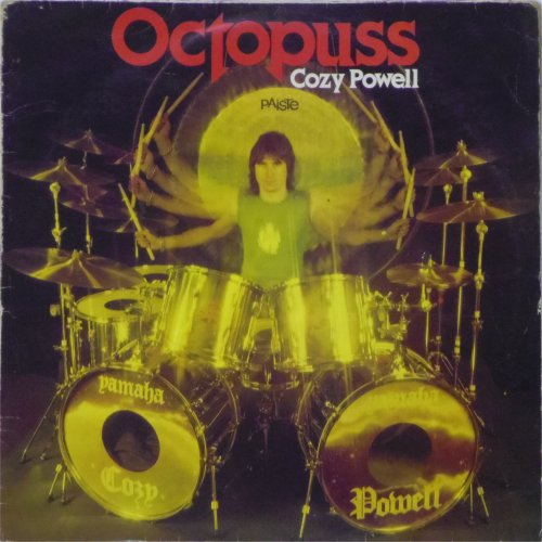 Cozy Powell<br>Octopuss<br>LP