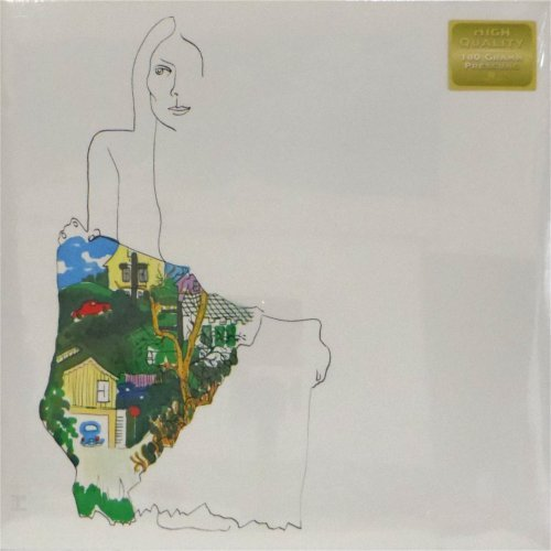 Joni Mitchell<br>Ladies of The Canyon<br>(New 180 gram re-issue)<br>LP