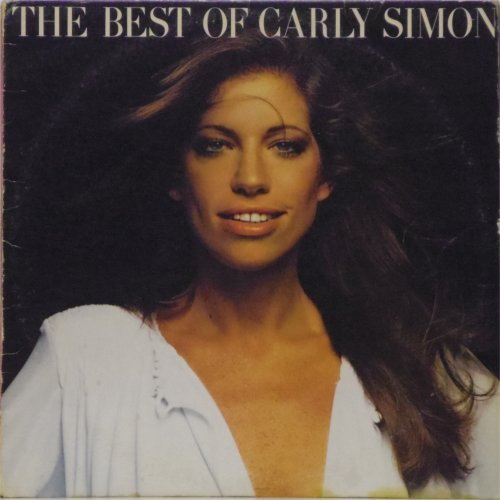 Carly Simon<br>The Best of Carly Simon<br>LP