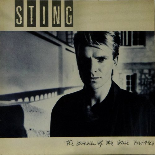 Sting<br>The Dream of The Blue Turtles<br>LP