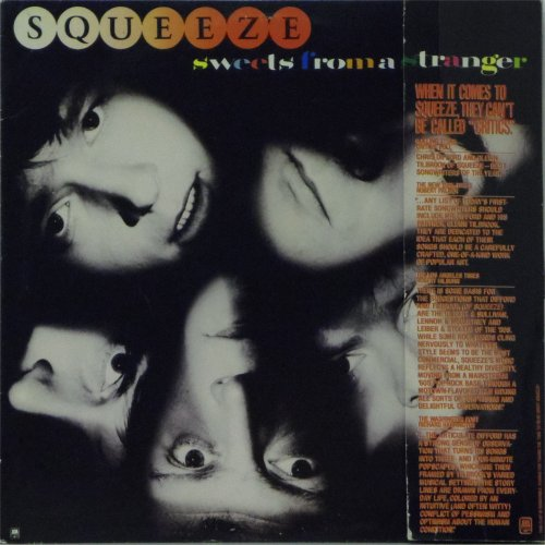 Squeeze<br>Sweets From A Stranger<br>LP